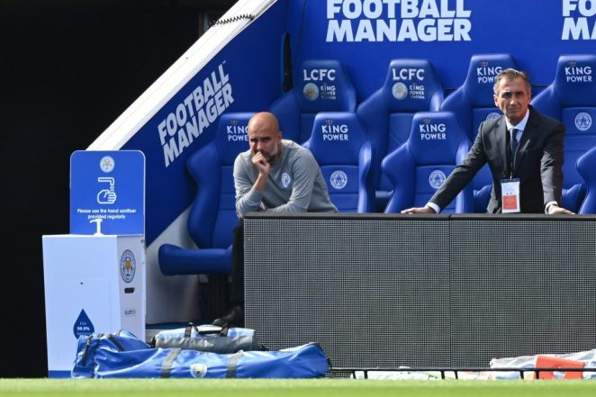 Pep Guardiola Was Glowing About After Leicester City Narrowly Lost 1-0 Against His Manchester City Side On Saturday
