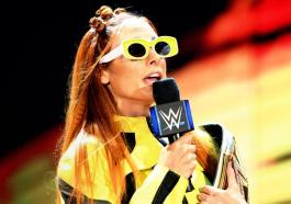 SMACKDOWN: Becky Lynch Crashed Bianca Belair's Homecoming Celebration