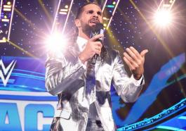 SMACKDOWN: Seth Rollins Put The Blame For Edge's Injury On The WWE Universe