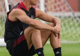 Sherwood Thinks Cristiano Ronaldo Could Soon Become The Man Utd Manager