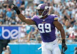 Vikings' Stalwart Joins A Growing Injury List That Will Have To Concern Head Coach Mike Zimmer