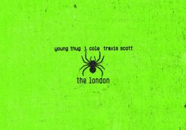 Young Thug , The London ft. J. Cole & Travis Scott