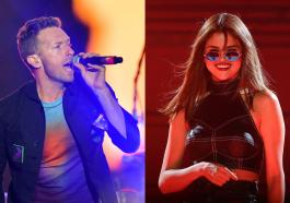 Coldplay , Let Somebody Go (feat. Selena Gomez)