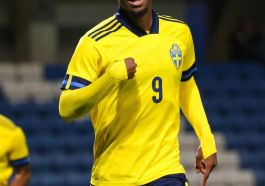 Anthony Elanga Was Subjected To Alleged Racist Abuse By An Opponent While Playing For Sweden Under-21s On Tuesday