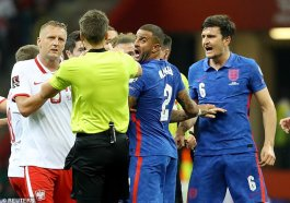 FIFA Will Take No Disciplinary Action Over The Confrontation Between Kyle Walker And Kamil Glik