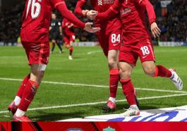 Preston 0-2 Liverpool! Minamino And Origi On Target As The 'Reds' Make It To The Carabao Cup Quarter-Finals