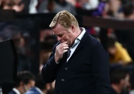 Ronald Koeman Has Been Sacked As Coach Of Barcelona, The Club Announced On Wednesday