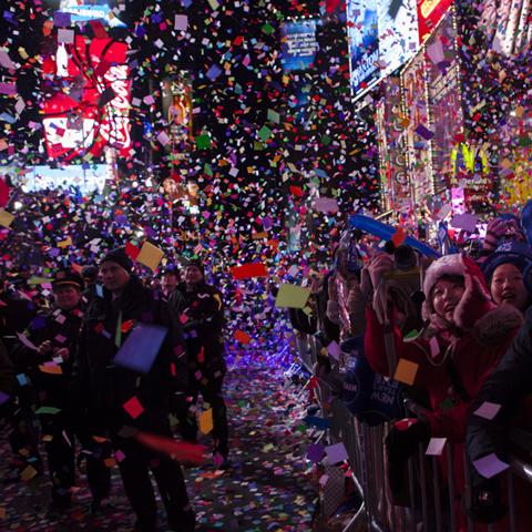 New Year s Eve in Times Square   Events   City of New York New Year s Eve in Times Square