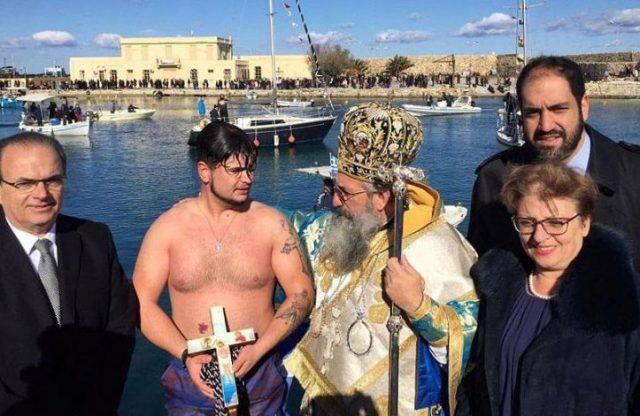 Τα Άγια Θεοφάνεια στο Ρέθυμνο | orthodoxia.online | | Άγια Θεοφάνεια | ΕΚΚΛΗΣΙΑ | orthodoxia.online