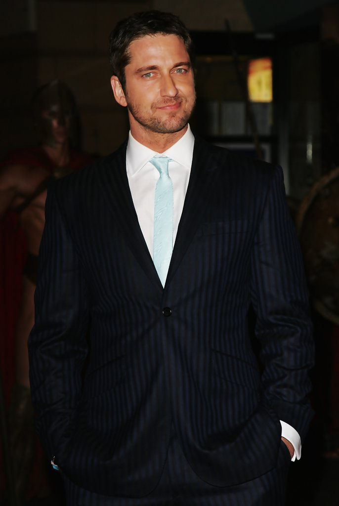 Gerard Butler Photos Photos 300 Uk Premiere Zimbio