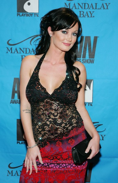 Adult film actress Melissa Lauren arrives at the 25th annual Adult Video News Awards Show at the Mandalay Bay Events Center January 12, 2008 in Las Vegas, Nevada.
