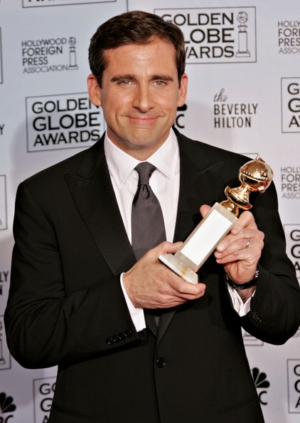 Image result for steve carell golden globe
