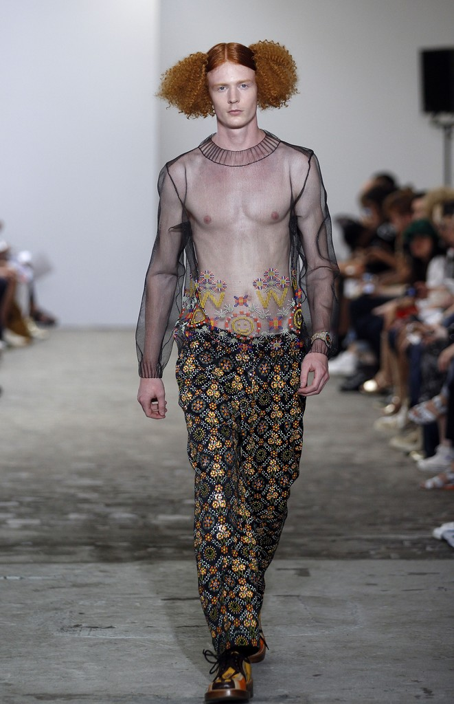 Man Gerie The Most Absurd Outfits From Mens Fashion