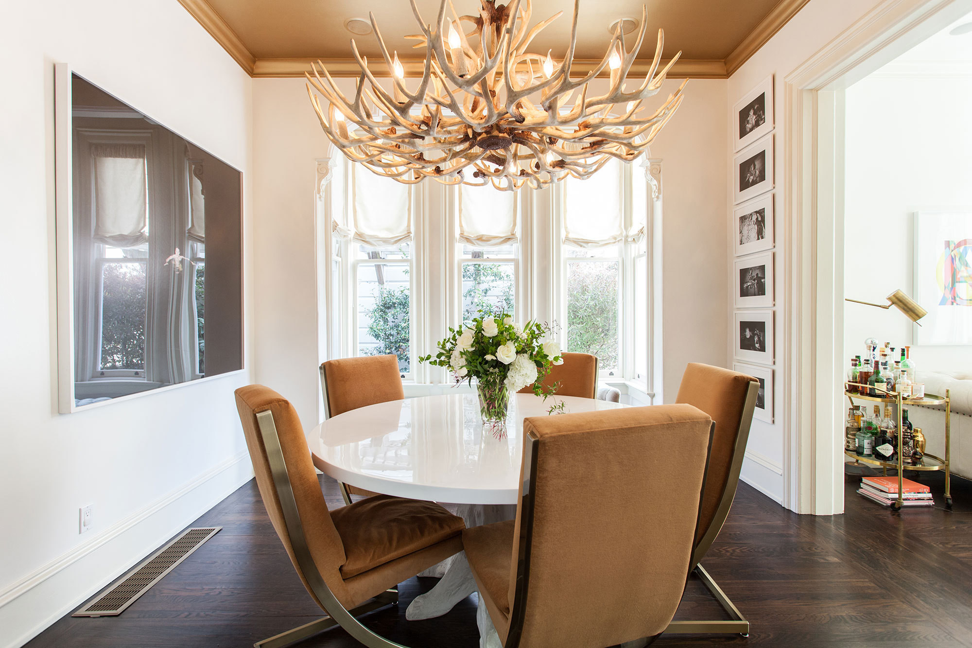 A Family-Friendly Victorian House That Blends Warmth And