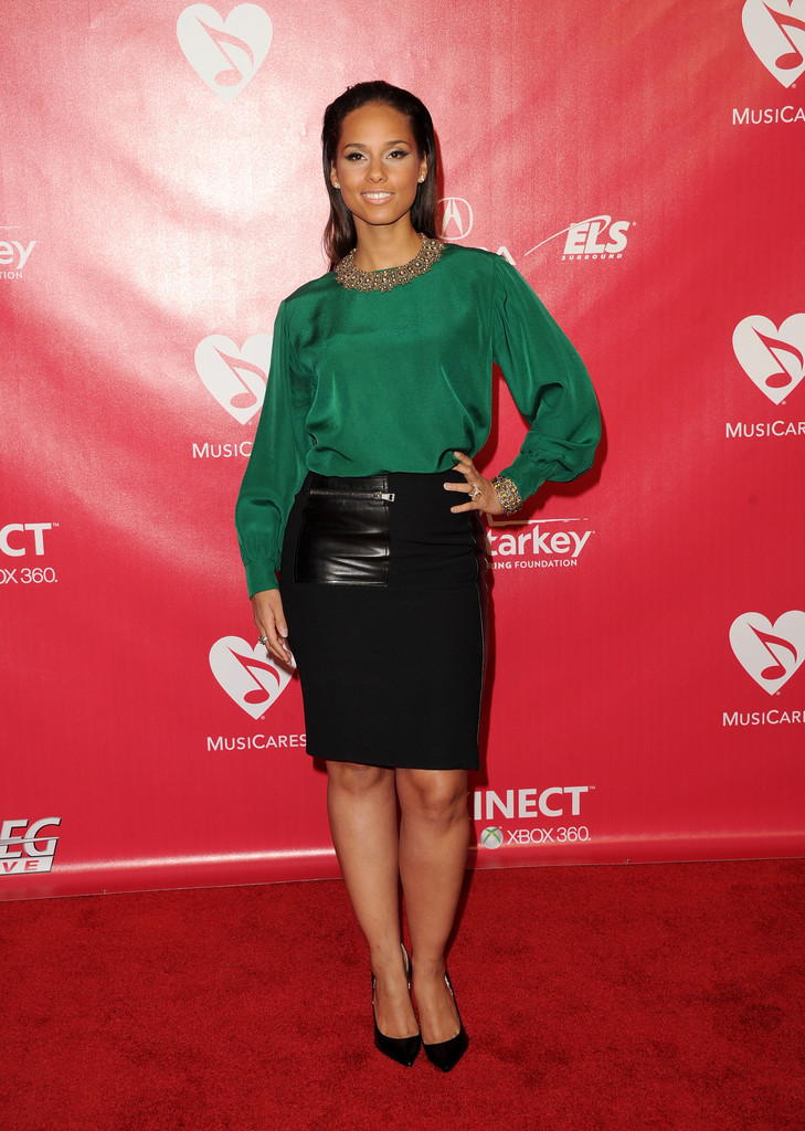 Alicia Keys Pumps Alicia Keys Shoes Looks StyleBistro