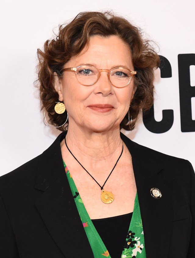annette bening short hairstyles lookbook - stylebistro