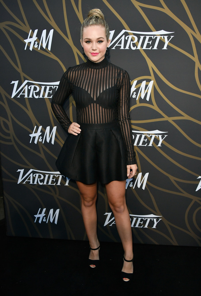 Brec Bassinger Little Black Dress Little Black Dress