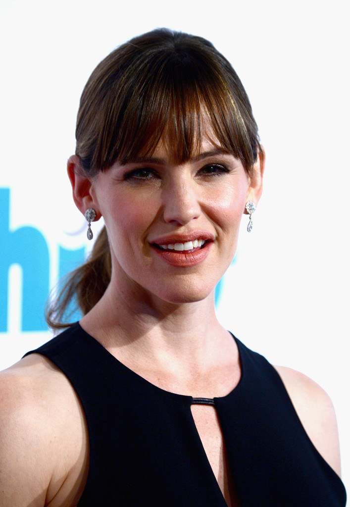 Jennifer Garner Ponytail Jennifer Garner Hair Looks