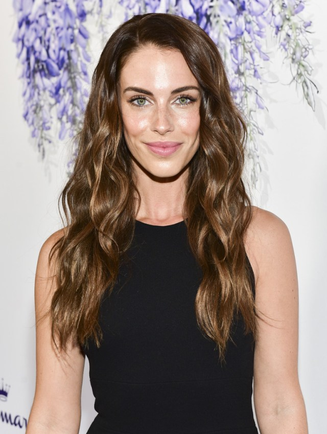 jessica lowndes long wavy cut - jessica lowndes long