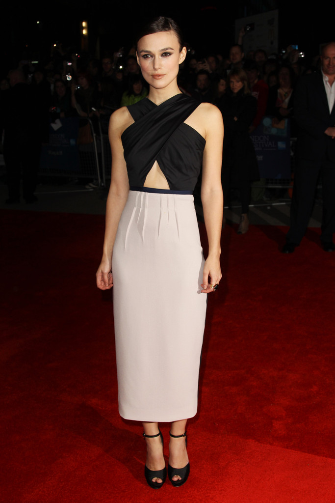 Keira Knightley Cocktail Dress Keira Knightley Looks