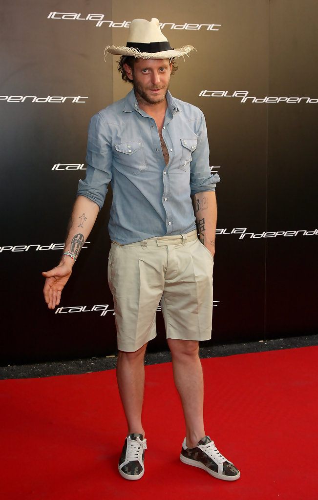 Lapo Elkann Button Down Shirt Lapo Elkann Looks