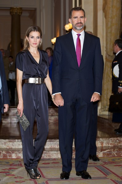 Queen Letizia of Spain Clothes