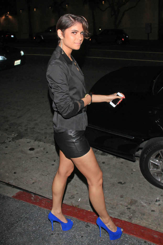 Leah LaBelle Shoes Looks StyleBistro