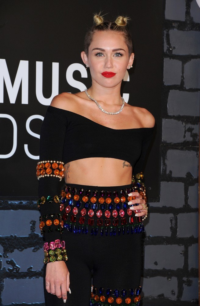 miley cyrus mtv vma 2013