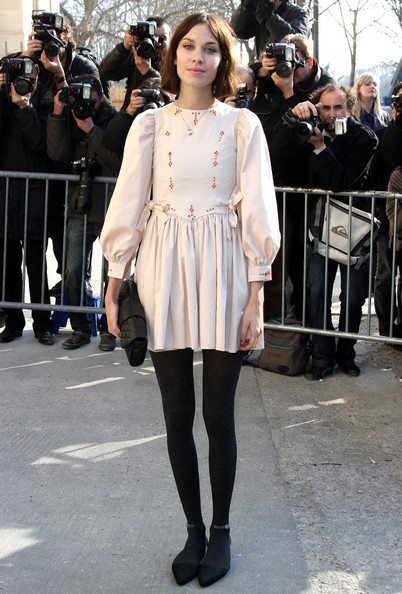 Image result for alexa chung winter outfits