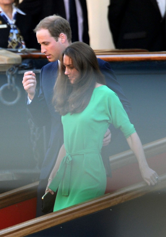 Kate Middleton Photos Photos Pre Wedding Reception Party On The Royal Yacht Britannia Zimbio