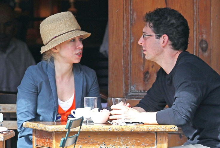 Image result for chelsea clinton having lunch