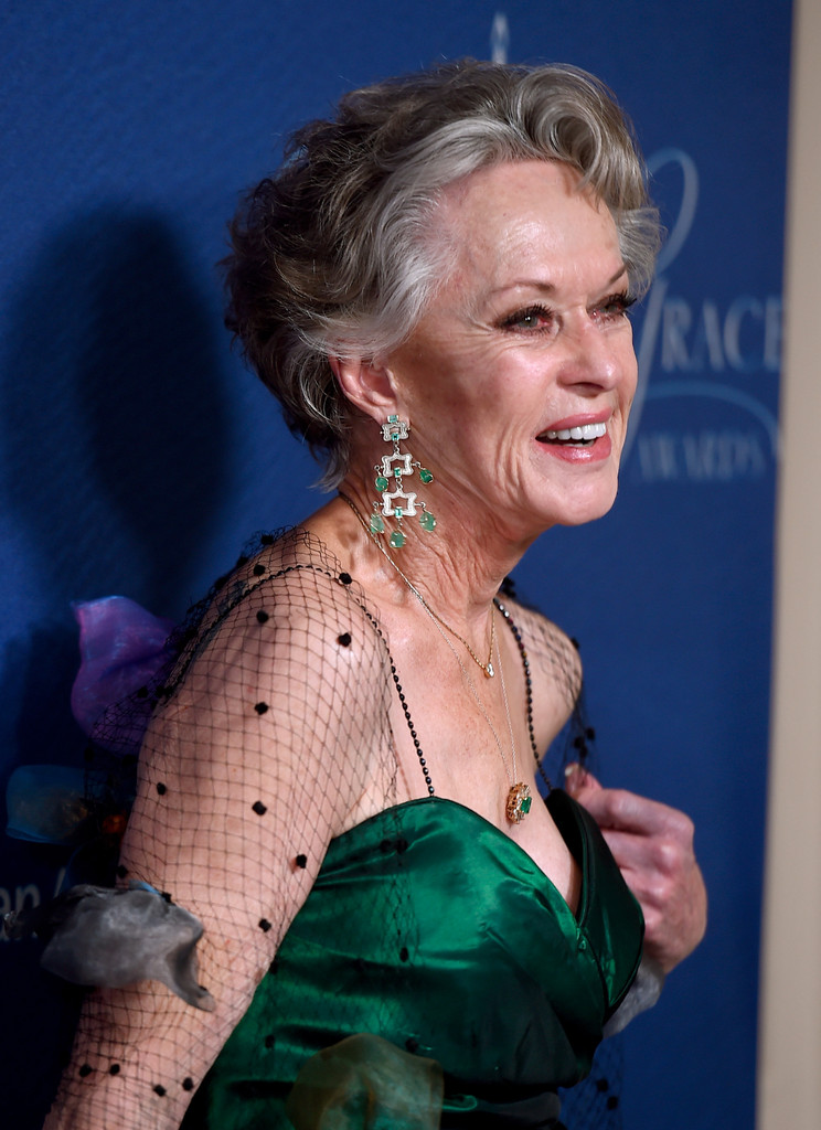 Tippi Hedren Photos Photos Arrivals At The Princess