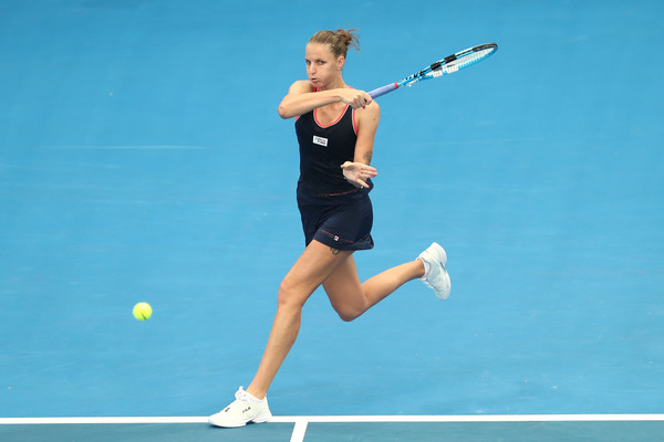 Image result for pliskova brisbane 2019