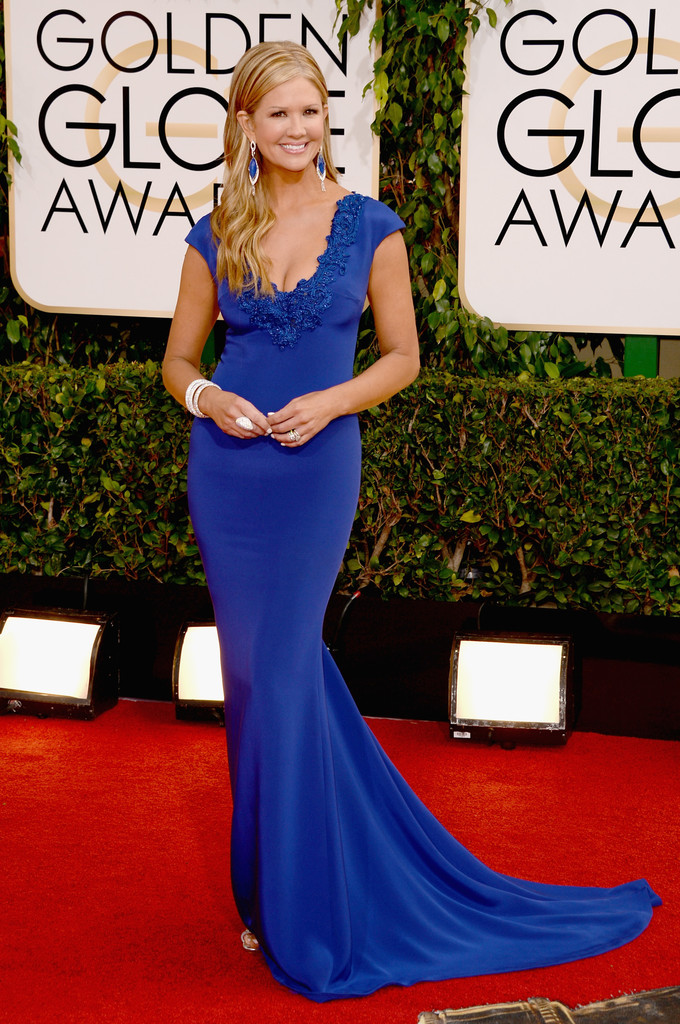 nacy o'dell golden globes 2014