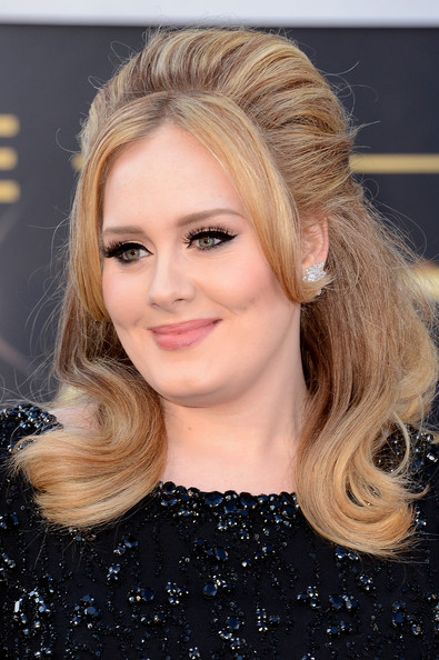 Adele Adkins - Red Carpet Arrivals at the Oscars