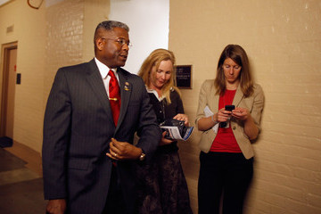 Allen West Geithner Meets With GOP Freshman On Capitol Hill About Debt Ceiling