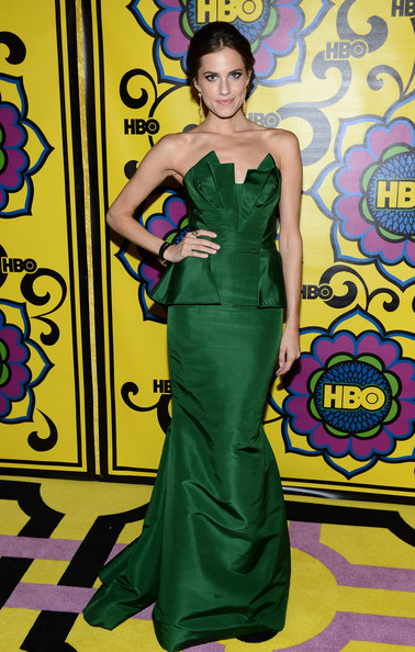 Allison Williams - HBO's Annual Emmy Awards Post Award Reception - Arrivals