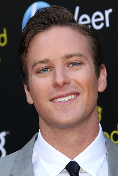 Armie Hammer - 13th Annual Young Hollywood Awards - Arrivals