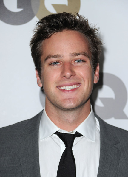 "Armie Hammer - GQ 2010 ""Men Of The Year"" Party - Arrivals"