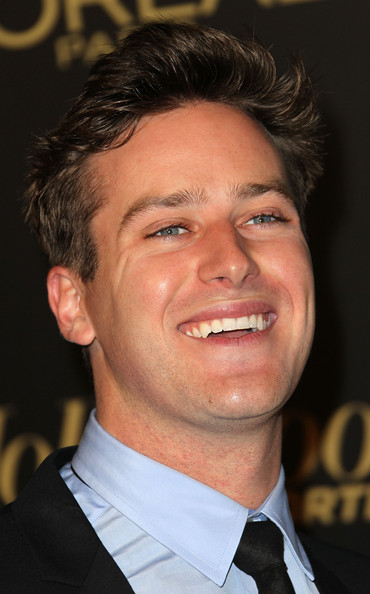 Armie Hammer - The Hollywood Reporter Nominees' Night - Arrivals