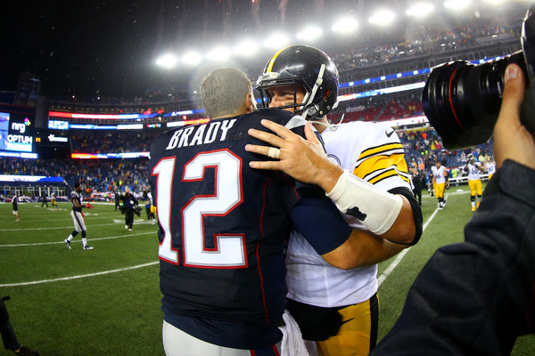 Pittsburgh Steelers v New England Patriots