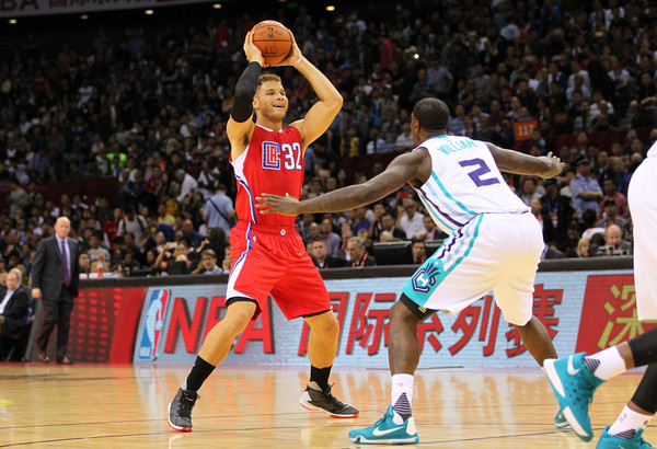 Image result for clippers v hornets