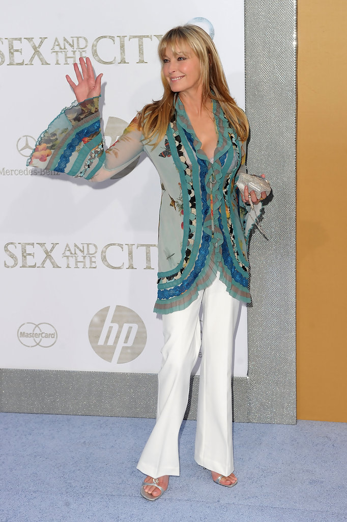 "Bo Derek - ""Sex And The City 2"" New York Premiere - Arrivals"
