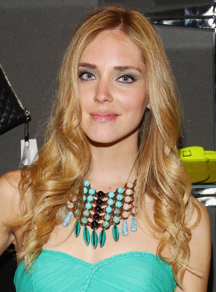 Chiara Ferragni - 'Let's Party' By Coin