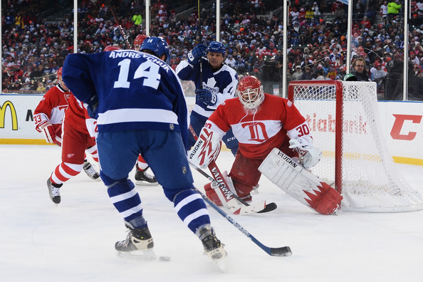 Image result for chris osgood winter classic