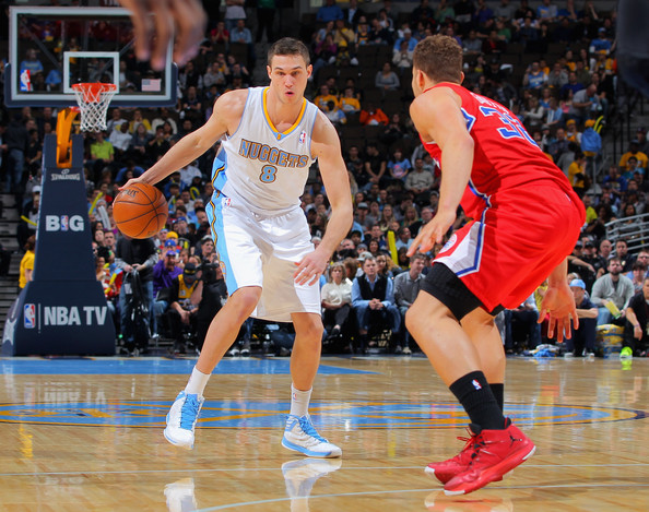 Image result for gallinari clippers