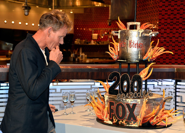 Fox Hell Kitchen 200th Episode Celebration