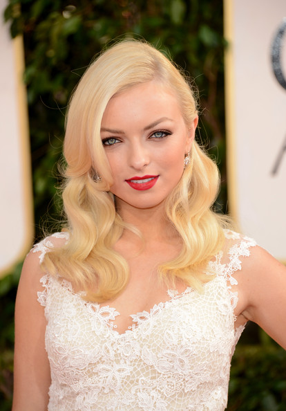 Francesca Eastwood - 70th Annual Golden Globe Awards - Arrivals