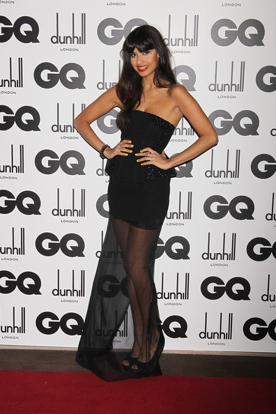 Presenter Jameela Jamil attends the GQ Men Of The Year Awards at The Royal Opera House on September 6, 2011 in London, England.