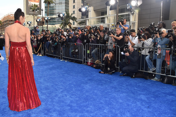 Premiere of Warner Bros. Pictures' 'Wonder Woman' - Red Carpet